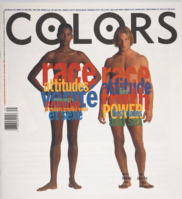 Diseño editorial, Colors