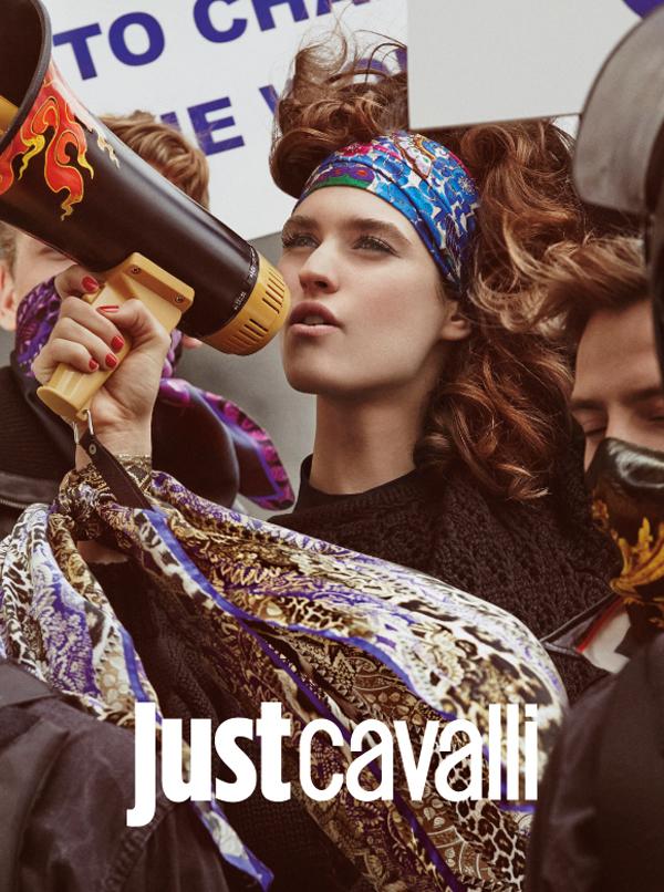 Cavalli, campaña inspirada en el movimiento 15M
