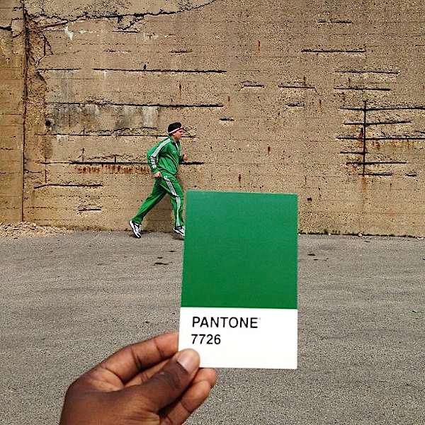 Pantone project - Pantone 7726