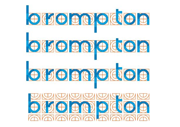 Barcelona Brompton, boceto logo
