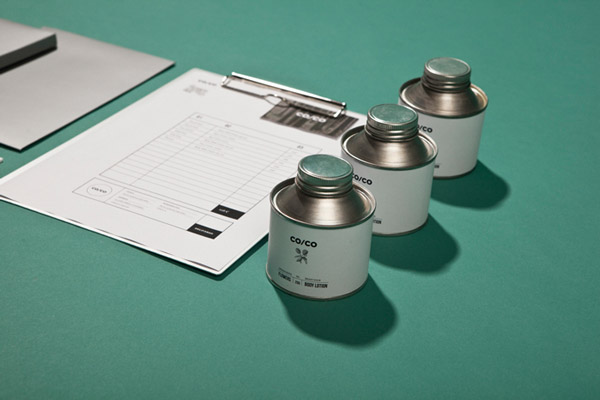 Co/Co packaging e identidad visual de Tatabi Studio