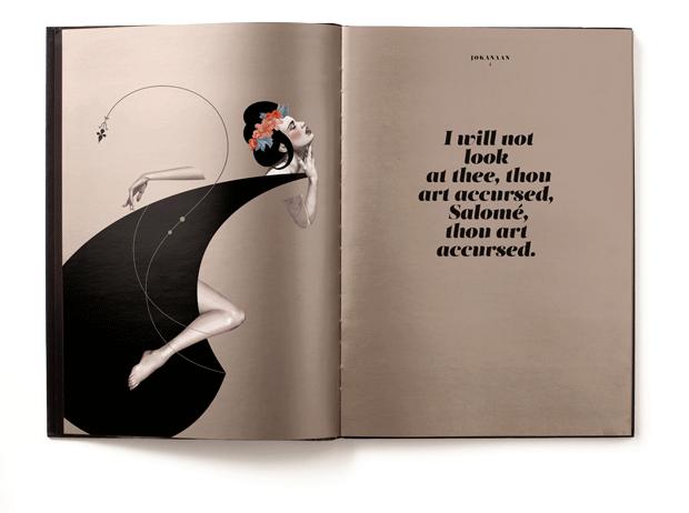 Salomé, libro promocional de Atipo