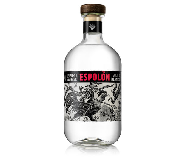 Espolón, tequila premium, etiquetas branding diseño de Landor