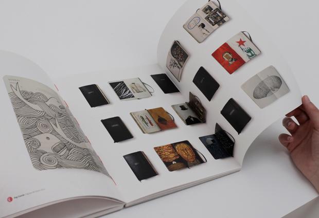 Los Cuadernos, Isidro Ferrer y Pep Carrió