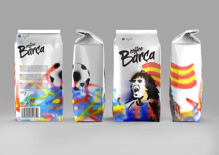 El packaging que haría las delicias de los fans del Barça