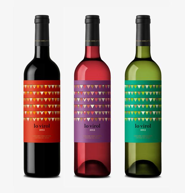 Lo Virol, línea de vinos