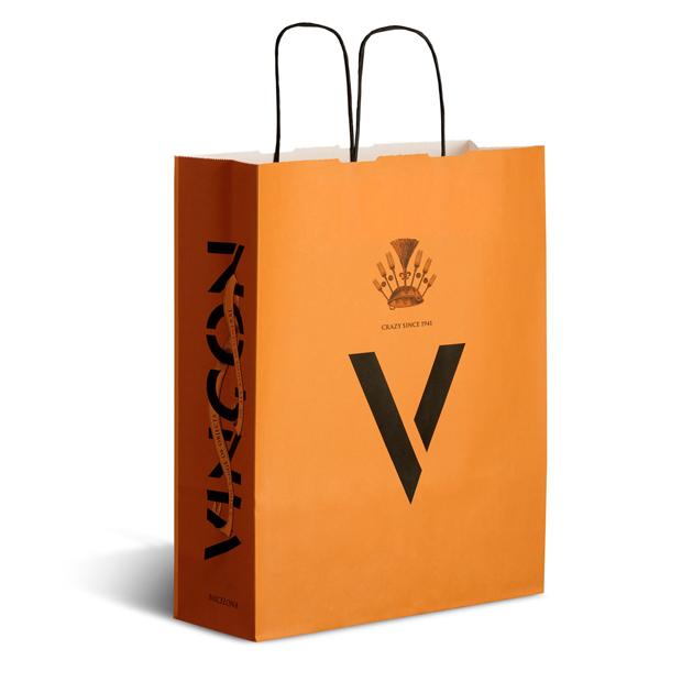 Bolsa de Vinçon diseño de Pati Núñez