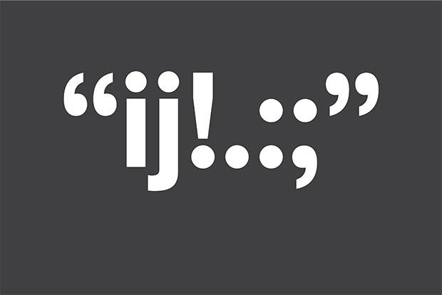 WalkNYC, tipografía nueva Helvetica DOT