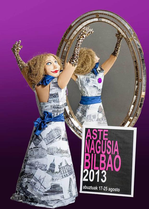 Cartel Aste Nagusia 2013