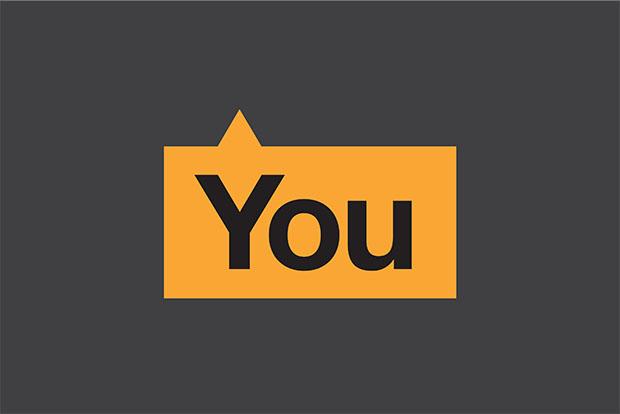 'You', icono que localiza al usuario en el mapa