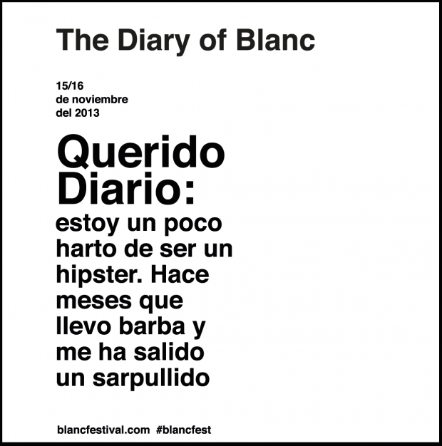 The Diary of Blanc