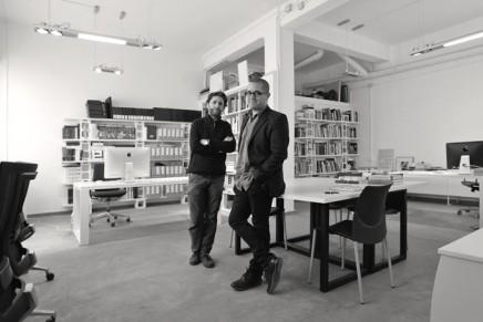Ibán Ramón + Dídac Ballester = buen tándem, mejor diseño