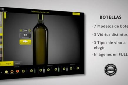 Labelab, la aplicación de Manter para previsualizar tus etiquetas de botellas