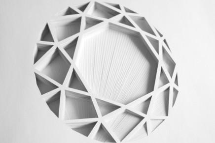 El espacio construido capa a capa por Elena Mir