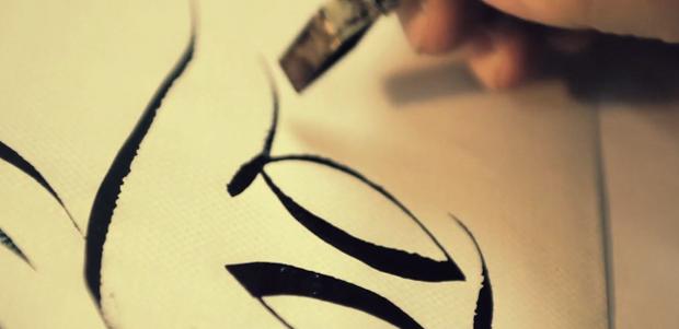 Rousselot: «La caligrafía te viene o no te viene es como la religión»