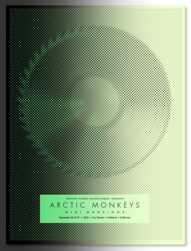 Álex Trochut, Artic Monkeys