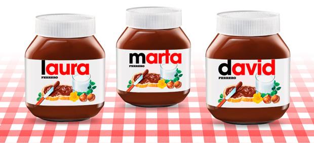 Nutella, brand sharing y la experiencia de marca