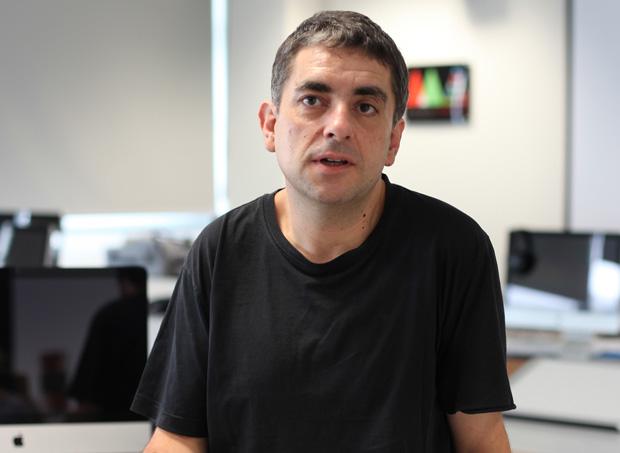 Jordi Costa, crítico de cine, cómic y animación