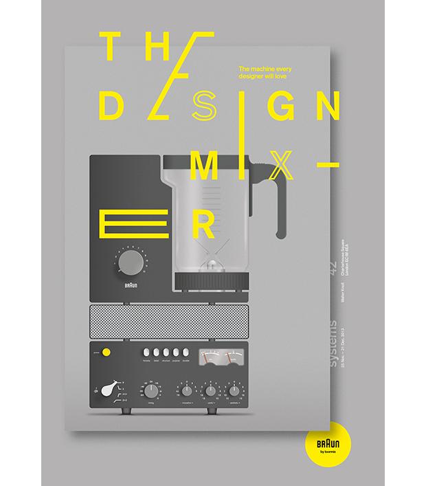 34 estudios de diseño rinden homenaje a Braun