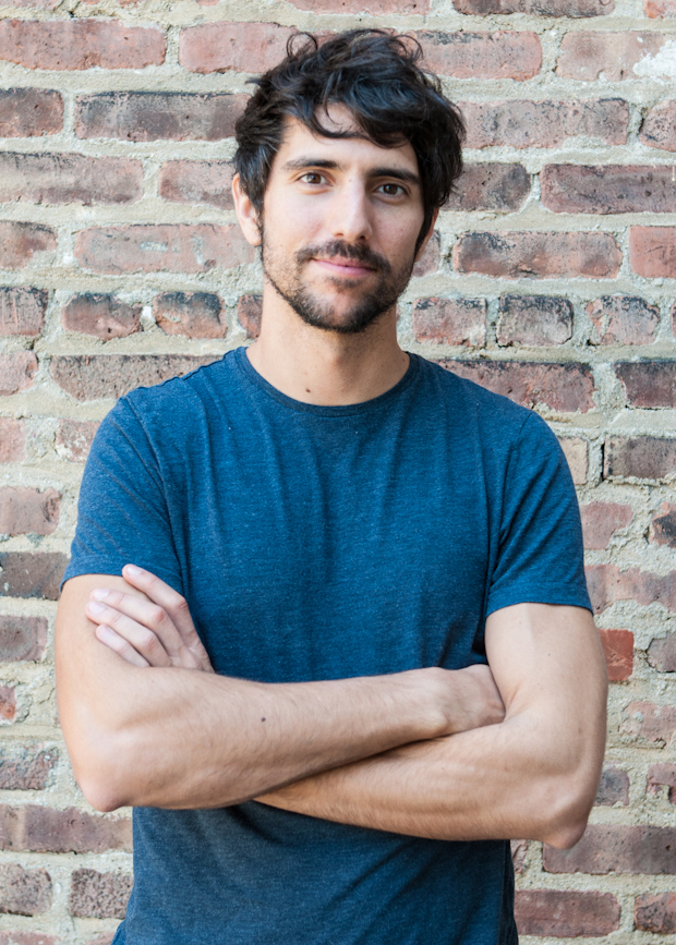 Álex Trochut, foto del diseñador