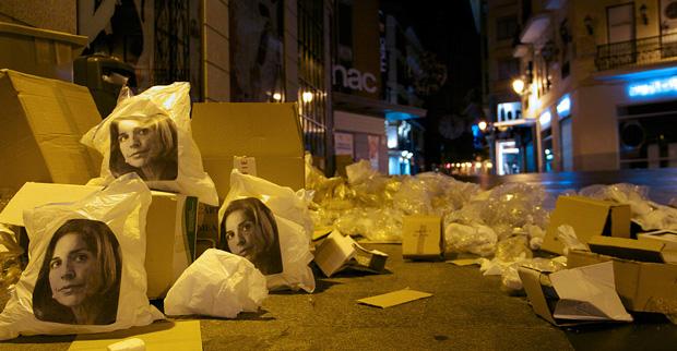 Ana Botella Crew, Madrid huele muy mal
