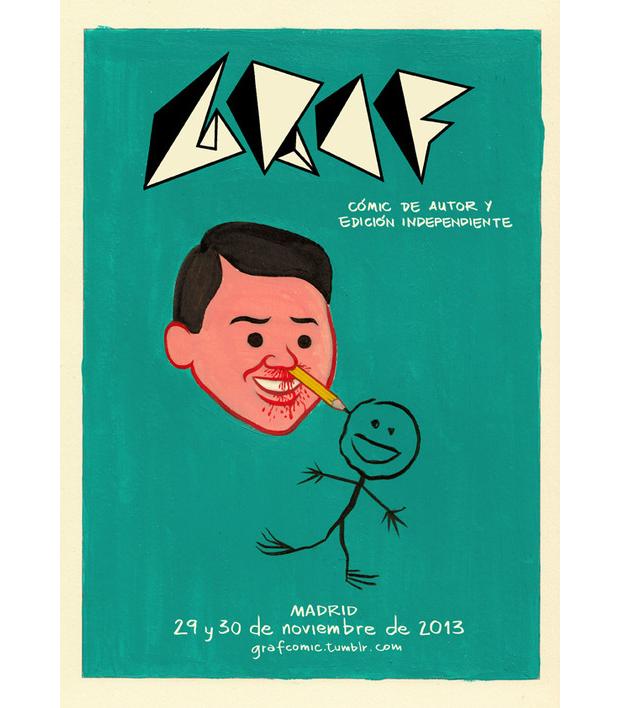 GRAF Madrid, la fiesta del cómic independiente