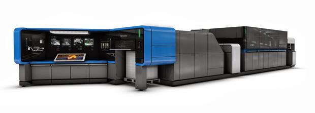 el futuro de la imprenta- Landa y Komori se unen