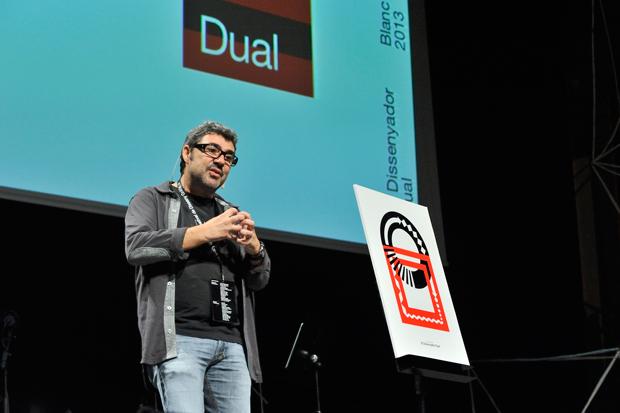 Bisgràfic, Pep Alcántara - conferencia El diseñador dual