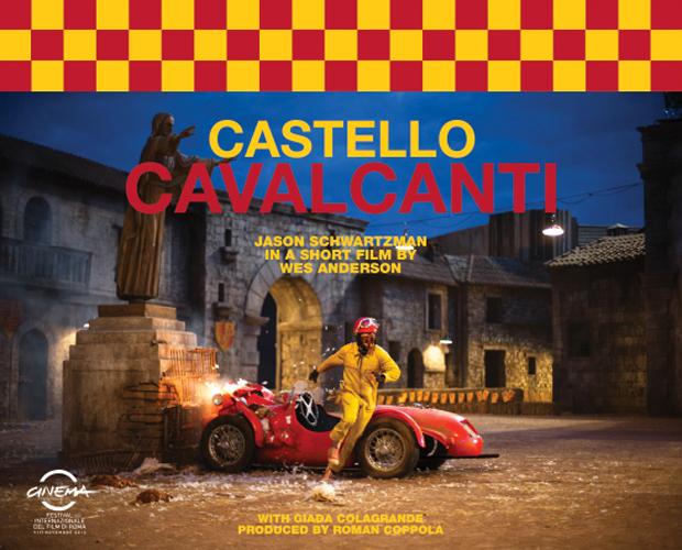 Wes Anderson dirige 'Castello Cavalcanti' para Prada