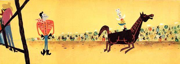 fotograma animación UPA Cartoons