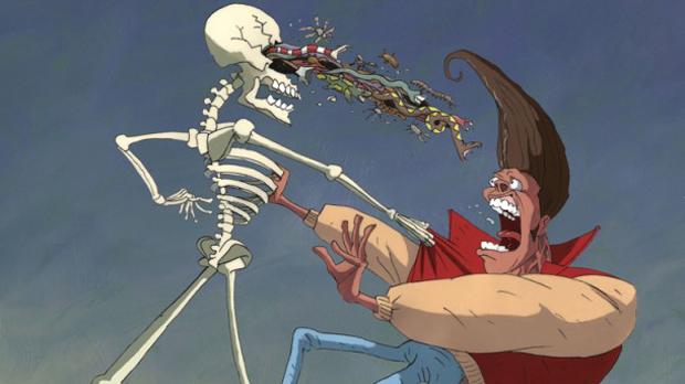 fotograma de cine animación Animatopía