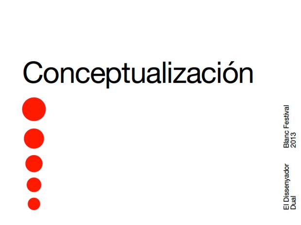 Bisgràfic, el diseñador dual – conceptualización