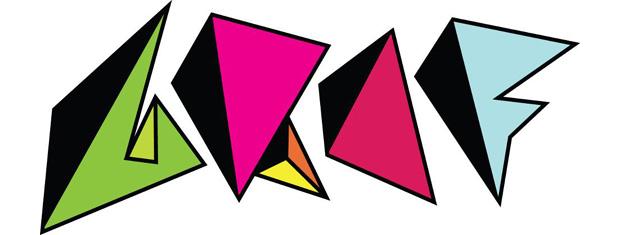 GRAF fiesta cómic independiente, logo