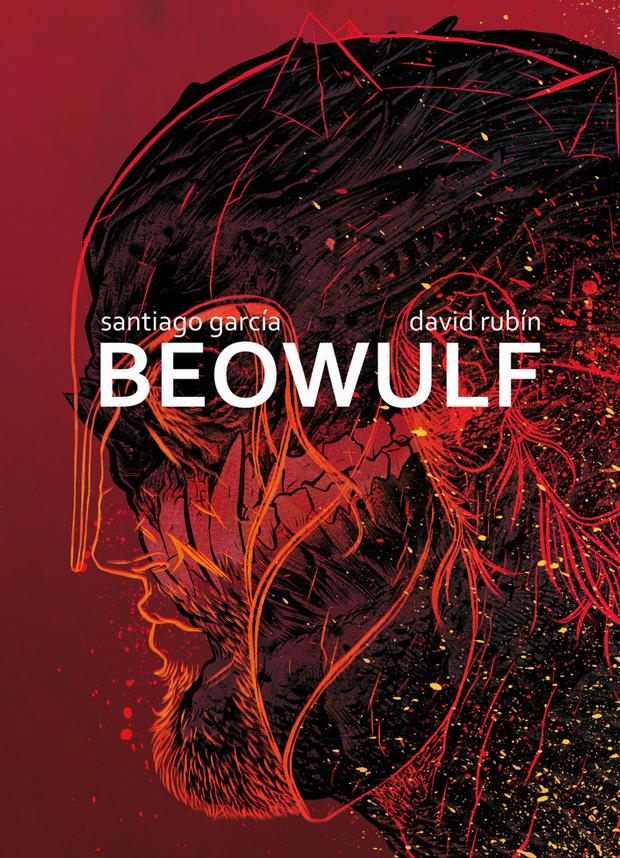 Astiberri, portada Beowulf