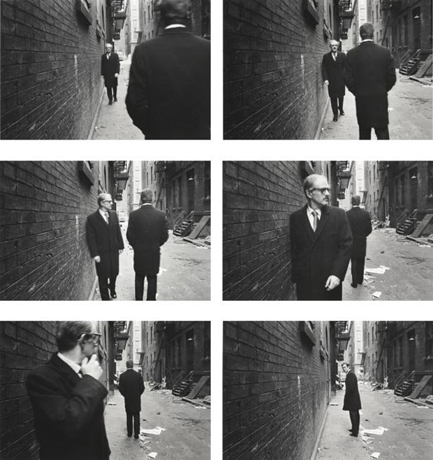 Duane Michals, Sequences