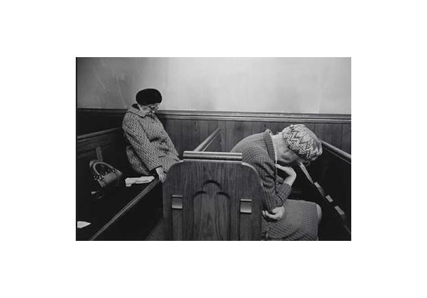 fotografía de la serie 'Los Inconformistas' de Martin Parr