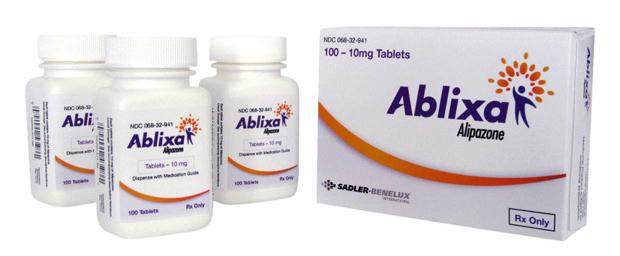 Ablixa, diseño de branding y packaging por Pentagram