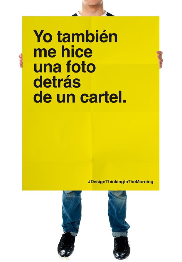 Álvaro Sobrino, cartel Yo también