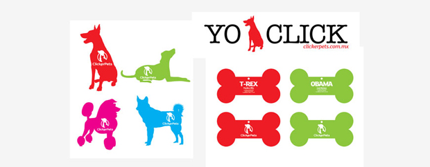 Luis Romeo, diseñador español residente en México, mkt directo Yo Click