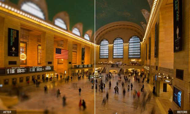 Focus 2, app para retoques de fotografías, ejemplo