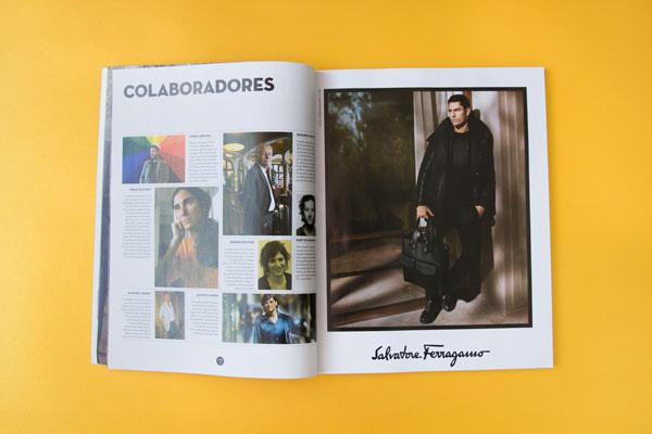 ICON, revista masculina que edita El País