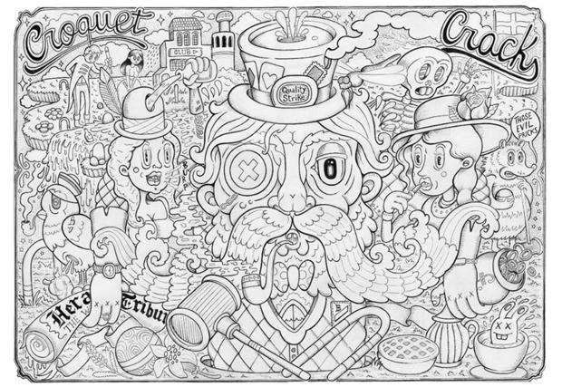 Bandid8 ilustración