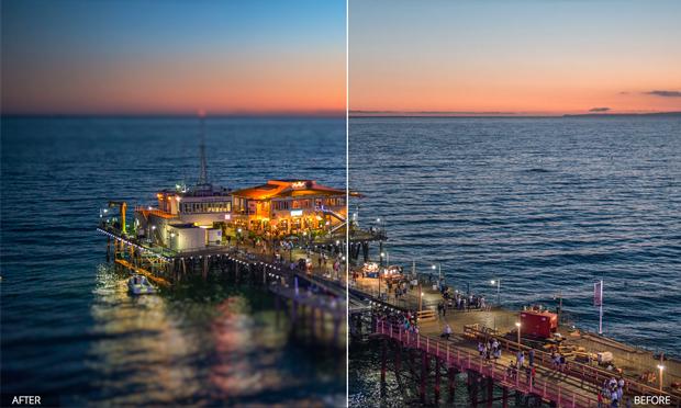 Focus 2, app para retoques fotográficos con desenfoque y efectos