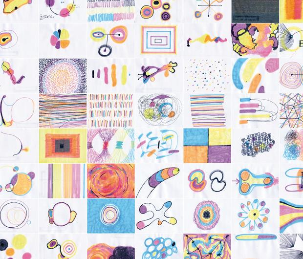 Jaime Serra, infografía montaje células