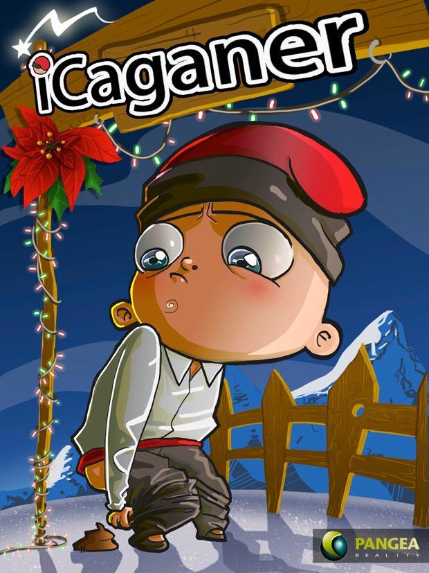 iCaganer, app realidad aumentada