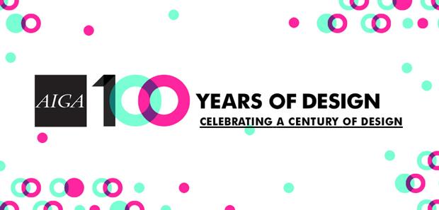 AIGA – 100 Years