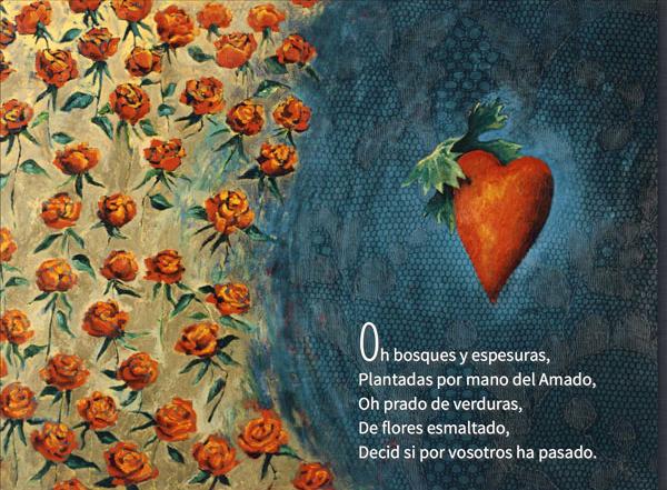 Cántico Espiritual de San Juan de la Cruz. Un clásico enriquecido para iPad