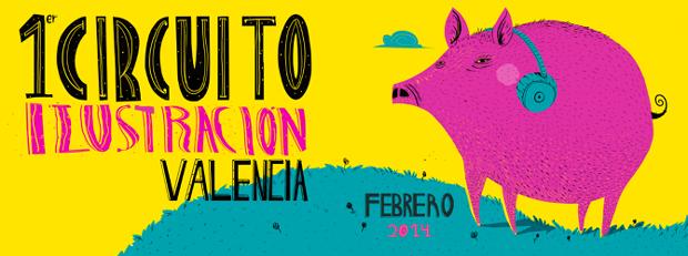 Primer Circuito de Ilustración en Valencia