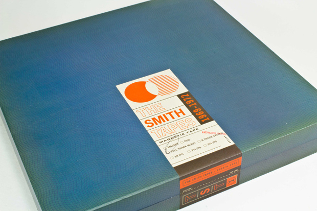 diseño de packaging nominado The Smith Tape