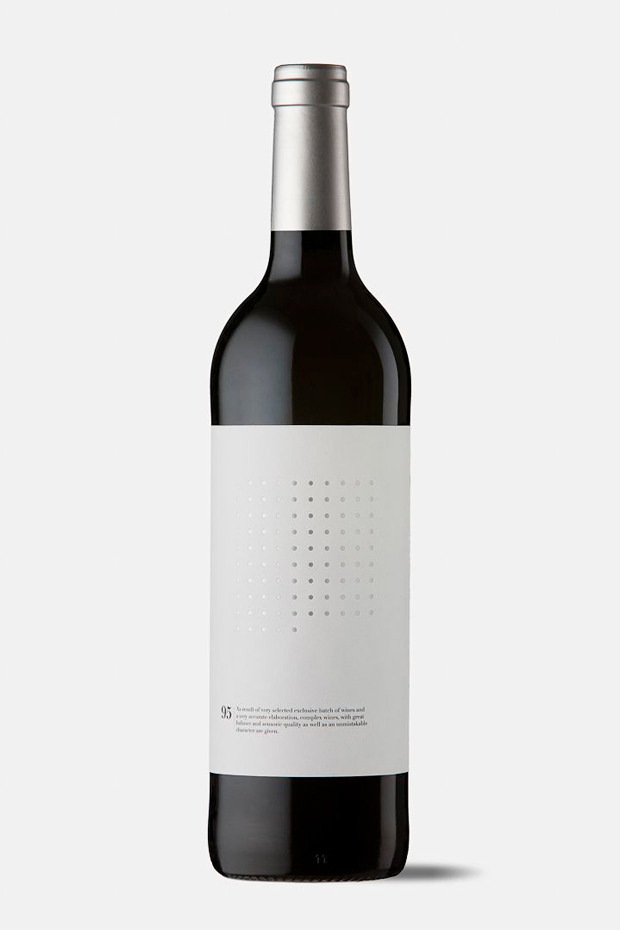 Ninety Wines, packaging y branding 95